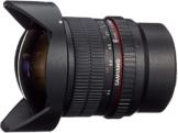 Samyang 8mm F3.5 CS II Objektiv für Anschluss Micro Four Thirds