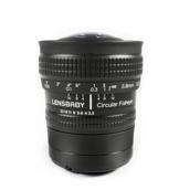 Lensbaby Circular Fisheye 5,8 mm F3.5