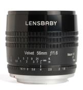 Lensbaby Velvet 56 MFT Macro