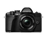 Olympus OM-D E-M10 Mark III Kit, Micro Four Thirds Systemkamera + M.Zuiko 14-42mm Objektiv