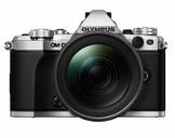 Olympus OM-D E-M5 Mark II Kit, Micro Four Thirds Systemkamera+ M.Zuiko 12-40mm PRO Objektiv