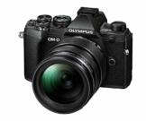 Olympus OM-D E-M5 Mark III Micro Four Thirds Systemkamera + 12-40mm M.Zuiko PRO Objektiv