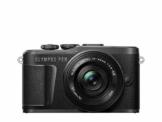 Olympus PEN E-PL10 Kit, Micro Four Thirds System Kamera + 14-42mm M.Zuiko Objektiv