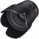 Samyang 50mm F1.4 Objektiv für Anschluss Micro Four Thirds