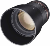 Samyang 85mm F1.4 MFT Teleobjektiv