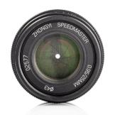 Zhongyi Mitakon Speedmaster 25 mm f/0,95